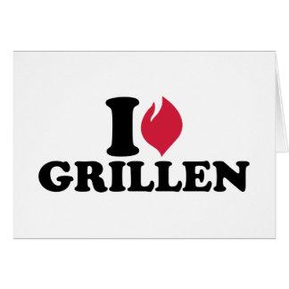 I love Grillen Cards