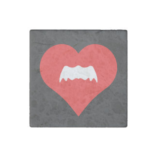 I Love Growing Moustaches Stone Magnet