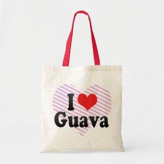 I Love Guava Bags