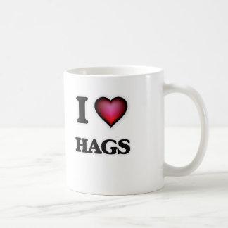 I love Hags Coffee Mug