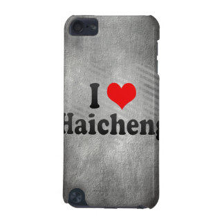 I Love Haicheng, China. Wo Ai Haicheng, China iPod Touch 5G Cover