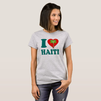 I Love Haiti T-Shirt