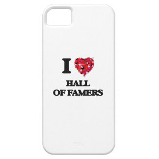 I Love Hall Of Famers iPhone 5 Case