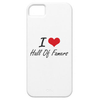 I love Hall Of Famers iPhone 5 Covers