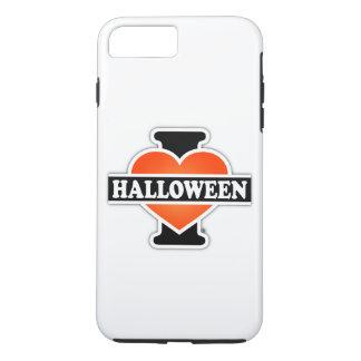 I Love Halloween #1 iPhone 7 Plus Case