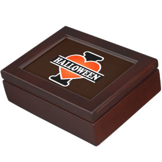 I Love Halloween #1 Memory Boxes
