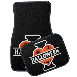 I Love Halloween #2 Floor Mat