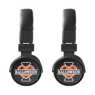 I Love Halloween #2 Headphones