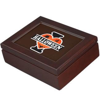 I Love Halloween #2 Memory Box