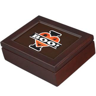 I Love Halloween #4 Keepsake Boxes