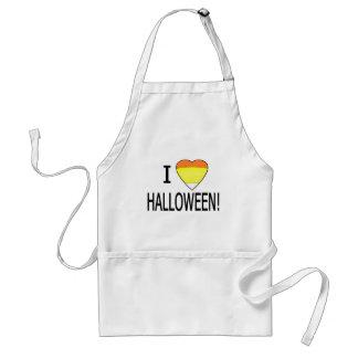 I love Halloween! Aprons