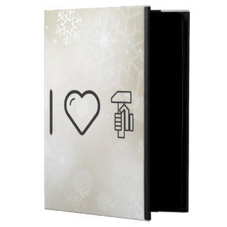 I Love Hand Rulers iPad Air Cases