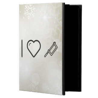 I Love Hand Saws Cover For iPad Air