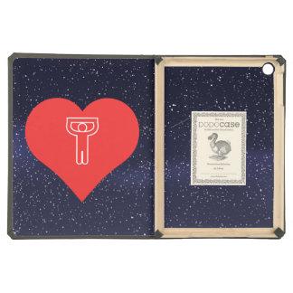 I Love Handyman Modern Case For iPad Air