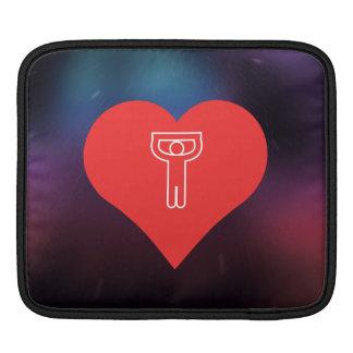 I Love Handyman Modern iPad Sleeves