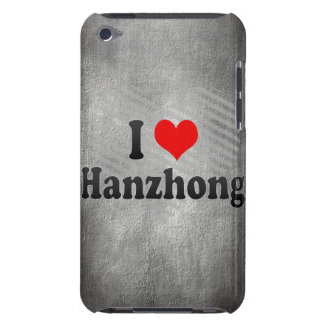 I Love Hanzhong, China iPod Case-Mate Cases