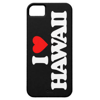 I LOVE HAWAII CASE FOR THE iPhone 5