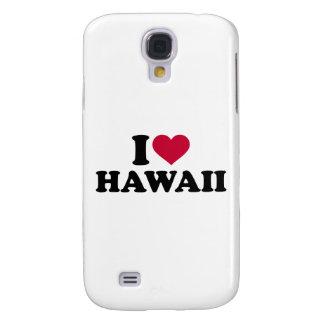 I love Hawaii Galaxy S4 Case