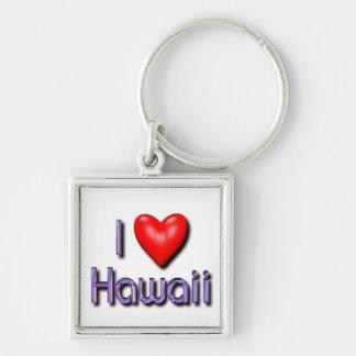 I love Hawaii Key Chain