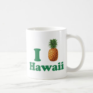 I Love Hawaii Mug