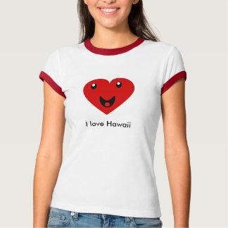 I love Hawaii T-Shirt