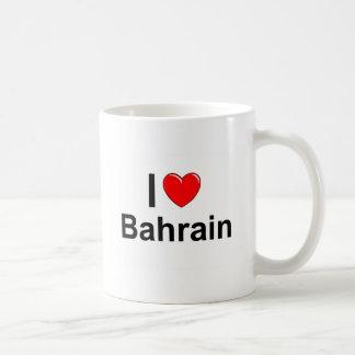 I Love Heart Bahrain Coffee Mug