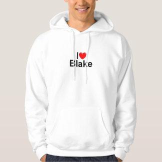 I Love (Heart) Blake Hoodie