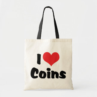 I Love Heart Coins - Coin Collector
