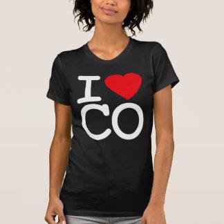 I Love Heart Colorado T-Shirt