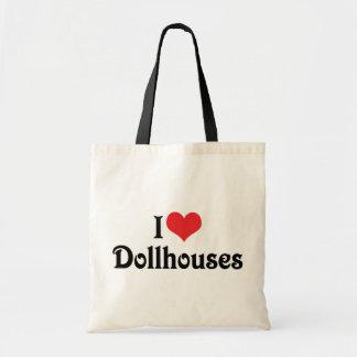I Love Heart Dollhouses