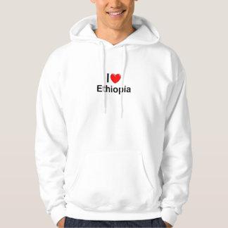 I Love Heart Ethiopia Hoodie