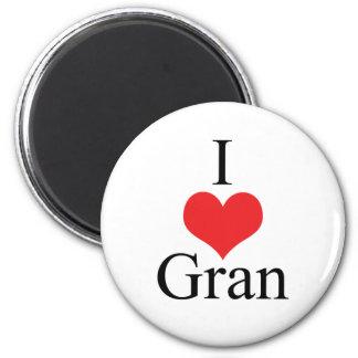 I Love (Heart) Gran Magnet