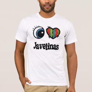 I Love (Heart) Javelinas T-Shirt