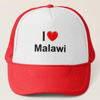 I Love Heart Malawi Trucker Hat