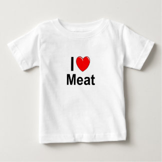 I Love Heart Meat Baby T-Shirt