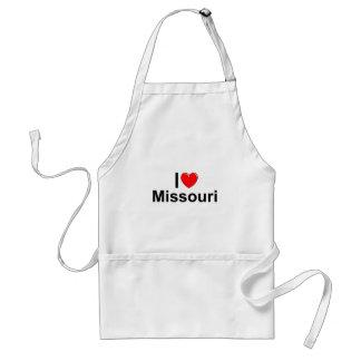 I Love (Heart) Missouri Apron
