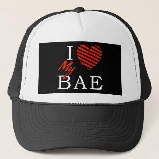 I Love (Heart) My Bae - Trucker Hat
