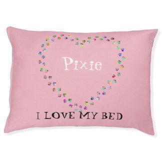 I LOVE HEART MY BED