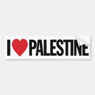 "I Love Heart Palestine 11"" 28cm Vinyl Decal"