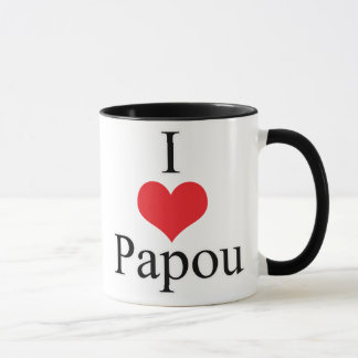 I Love (Heart) Papou