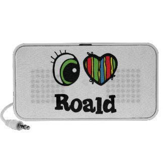 I Love (Heart) Roald Mp3 Speaker