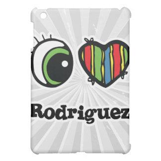I Love (Heart) Rodriguez iPad Mini Covers