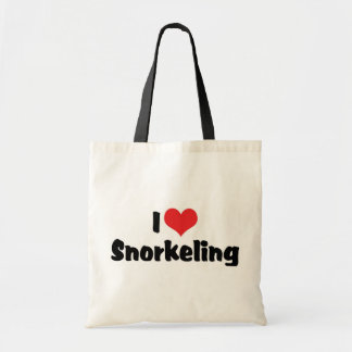 I Love Heart Snorkeling - Tropical Fish Lover