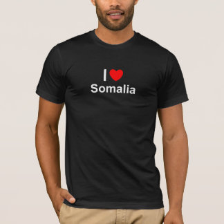 I Love Heart Somalia T-Shirt