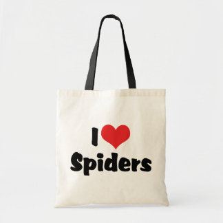 I Love Heart Spiders