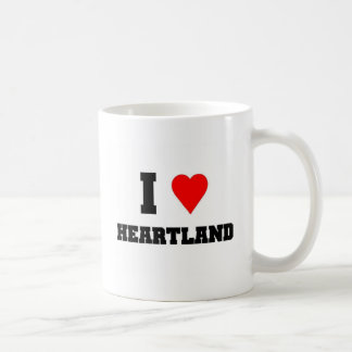I love heartland coffee mug