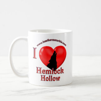 I love Hemlock Hollow Coffee mug