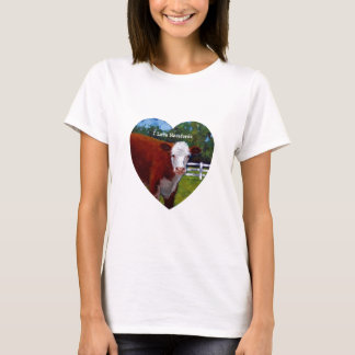 I LOVE HEREFORDS T-Shirt