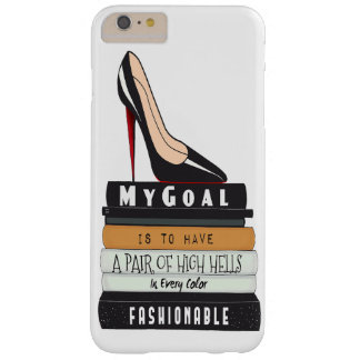 I love High Heels Barely There iPhone 6 Plus Case