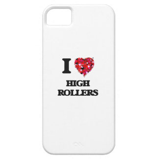 I Love High Rollers Case For The iPhone 5